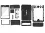 Корпус оригинальный Nokia 3250