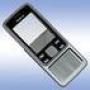 Корпус оригинальный Nokia 6300 silver